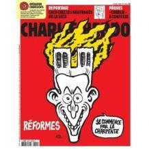 CHARLIE HEBDO N° 1395 de AVRIL 2019 NOTRE DAME DE PARIS MACR