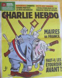 CHARLIE HEBDO N° 1412 de AOÛT 2019 MAIRES DE FRANCE FAUT IL