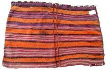 Tapis ancien Persan sac de sel fait main, 1Q0345