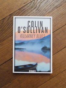 Killarney Blues- Colin O'Sullivan- Rivages Thriller