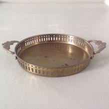 Petit plat en cuivre
