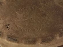 Terrine ovale ancienne