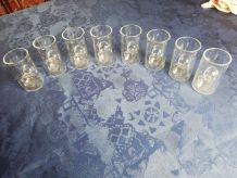 Ensemble de 8 verres Apreo