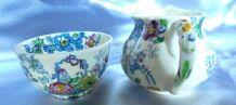 Ensemble porcelaine Mason's Londres 1930