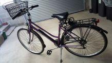 vélo dame