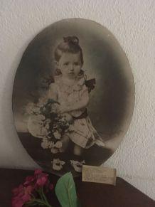 Photographie ancienne de «Tante Yvonne»