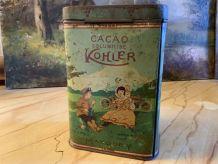 Boîte cacao Kohler