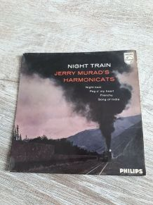 Vinyles 45T Jerry Murad's harmonicats