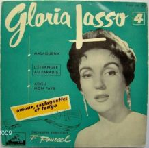 Vinyles 45T Gloria Lasso