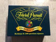 Recharge Genus trivial pursuit