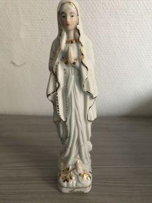 Statuette de Lourdes