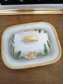 Beurrier barbotine citrons