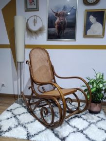 Rocking chair Thonet vintage