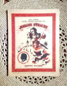 """Album """"Les douze plus jolies valses de Johann Strauss"""""""