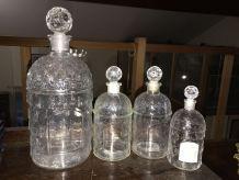 Lot de bouteille parfum