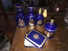 Lot flacon parfum