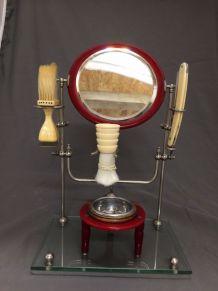 miroir de barbier vintage