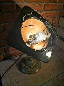 Lampe à poser Calor en cuivre