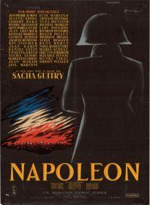Affiche cinéma - Napoléon de Sacha Guitry