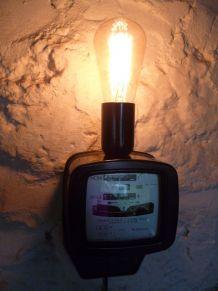 LAMPE APPLIQUE - DESIGN INDUSTRIEL