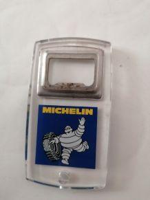 Décapsuleur ancien Michelin, objet de collection publicité
