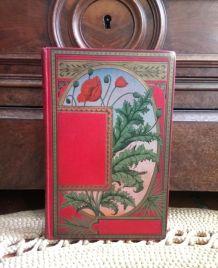 """Livre ancien : """" Les aventures de Jean-marie Potachou"""" 1895"""