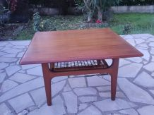 Table basse scandinave Trioh