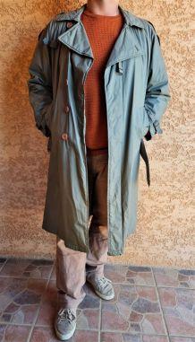 Trench Coat Vintage Homme