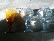 3 articles en verre de BIOT