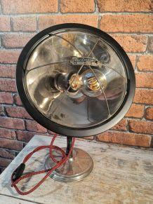 Lampe créative radiateur toilectro