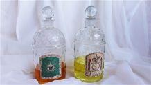 Parfum Guerlain, bouteille de collection Guerlain, cadeau.