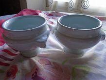 2 bols à bouillon