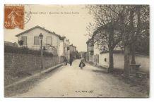 CPA - Trévoux (01) - Quartier de Saint-Sorlin