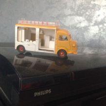 Dinky toys N°587 Citroën Philips - Dinky Toys