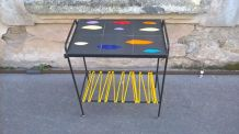 Table d'appoint annéed 1960