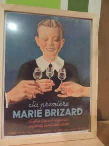 Affiche Publicité Vintage