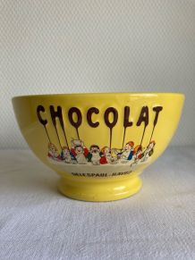Bol publicitaire Chocolat Delespaul-Havez