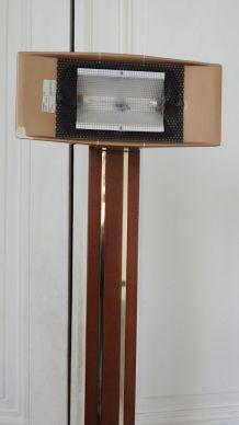 Lampadaire halogène design Louis Drimmer vintage model rodez