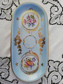 Ancien porte savon accessoire bain, Limoges