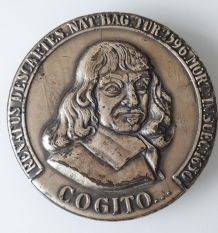 Presse-papiers Descartes