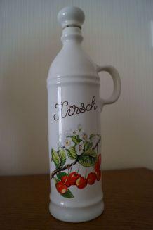 Bouteille porcelaine Kirsch