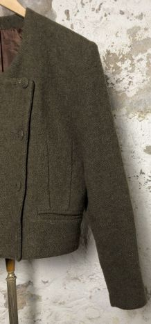 Vestes vintage en laine