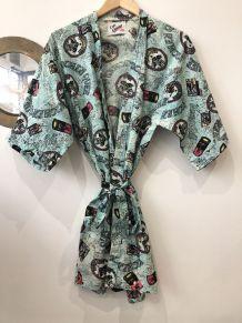 Kimono imprimée