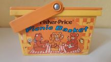 Picnic basket Fisher Price