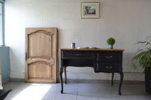Bureau en bois relooké