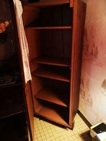 Vitrine armoire