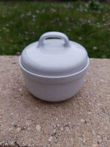 Sucrier vintage porcelaine Winterling