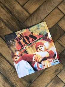 Vinyle 33 tours  The Lox feat DMX & Lil Kim «money, power an