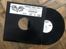 Vinyle 33 tours  EVE «Who's that girl»