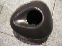 Vase en forme de galet